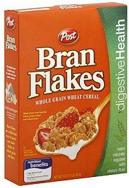 cereal Bran Flakes Nutrition info