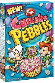 cereal Cupcake Pebbles Nutrition info
