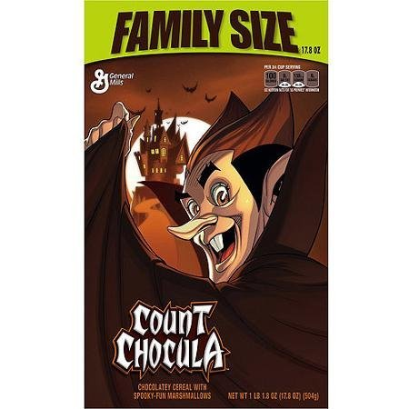 cereal Count Chocula Nutrition info