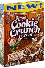 cereal Cookie Crunch Nutrition info