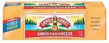 cheese american Land O Lakes Nutrition info