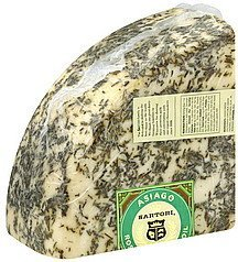 cheese asiago, rosemary & olive oil Sartori Nutrition info