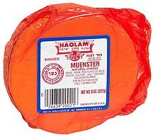 cheese baby muenster Haolam Nutrition info