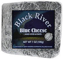 cheese blue Black River Nutrition info
