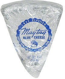 cheese blue Maytag Nutrition info