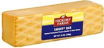 cheese cheddar & swiss, smoky bar Hickory Farms Nutrition info