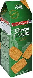 cheese crispies butter Euro Patisserie Nutrition info