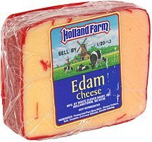 cheese edam Holland Farm Nutrition info