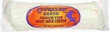cheese french type goat milk Capricorn Nutrition info