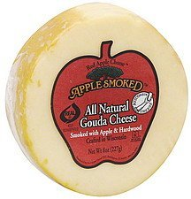 cheese gouda, apple smoked Red Apple Cheese Nutrition info
