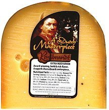 cheese gouda, rembrandt A Dutch Masterpiece Nutrition info