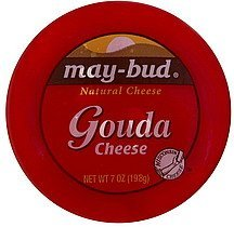 cheese gouda May Bud Nutrition info
