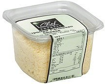 cheese imported parmesan Chef Express Nutrition info