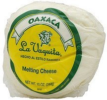 cheese melting La Vaquita Nutrition info