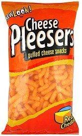 cheese pleesers Snack Alliance Nutrition info