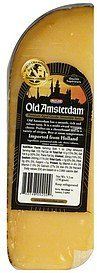 cheese premium aged gouda Old Amsterdam Nutrition info