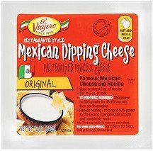 cheese restaurante style mexican dipping original El Viajero Nutrition info