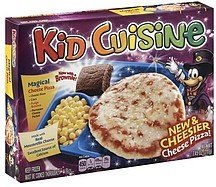 cheese stuffed crust pizza Kid Cuisine Nutrition info