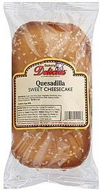 cheesecake sweet Delicias Bakery Nutrition info