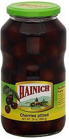 cherries pitted Hainich Nutrition info
