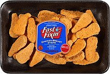 chicken breast strips Fast Fixin' Nutrition info