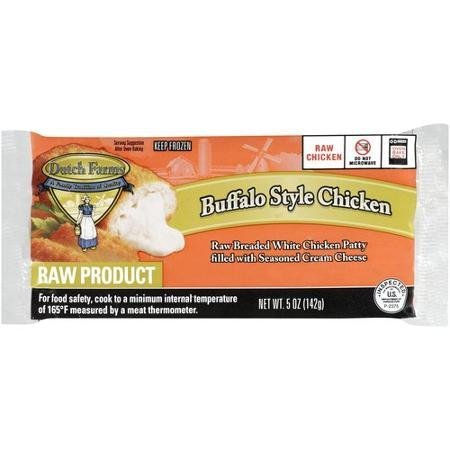 chicken buffalo style DUTCH FARMS Nutrition info