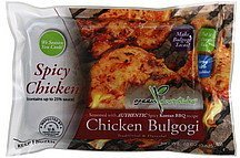 chicken bulgogi Green Chopsticks Nutrition info