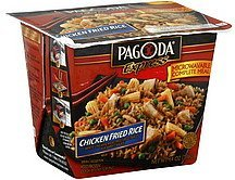chicken fried rice Pagoda Express Nutrition info
