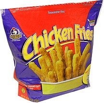 chicken fries Antioch Farms Nutrition info