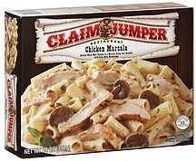 chicken marsala Claim Jumper Nutrition info