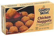chicken nuggets Country Skillet Nutrition info