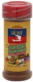 chicken seasoning Sak Pase Madame Port-au-prince Nutrition info