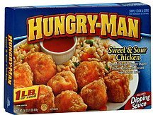 chicken sweet & sour Hungry-Man Nutrition info