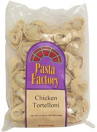 chicken tortelloni Pasta Factory Nutrition info