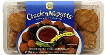 chick'n nuggets Franklin Farms Nutrition info