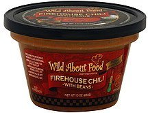 chili firehouse, with beans Wild About Food Nutrition info