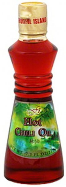 chili oil hot Fruitful Island Nutrition info