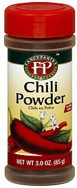 chili powder Fancy Pantry Nutrition info