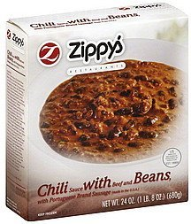 chili Zippys Nutrition info