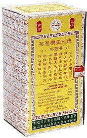 chinese herb tea olive onion Heaven Nutrition info