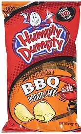 chips bbq potato Humpty Dumpty Nutrition info