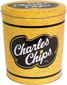 chips original Charles Chips Nutrition info