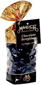 chocolate berryblues Marich Nutrition info