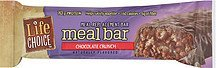 chocolate crunch bar meal replacement Life Choice Nutrition info