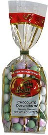 chocolate dutch mints Jelly Belly Nutrition info