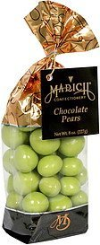 chocolate pears Marich Nutrition info