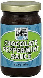 chocolate peppermint sauce The Food Emporium Trading Company Nutrition info