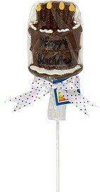 chocolate pop happy birthday Long Grove Confectionery Nutrition info