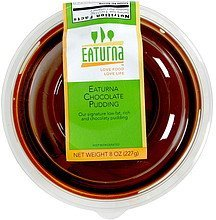 chocolate pudding Eaturna Nutrition info