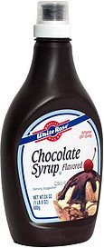 chocolate syrup White Rose Nutrition info